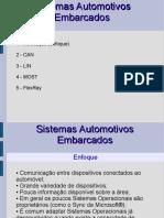 sistemas automotivos