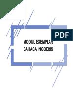 Civic Edu Examplar Module for English