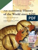 Economic History of world since 1400