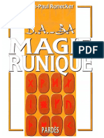 b a Ba de La Magie Runique