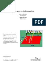 Reglamento Del Voleibol 2.0