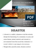 Emergency Animal Management During Disaster