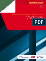 Recomendaciones Tecnicas para la Especificacion de Ventanas.pdf