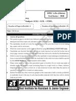Rpsc aen test series 1