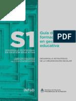 Guía del formador - Seminario 1 Final