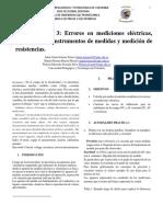 Practica1 y 2 Medidas Electricas y Electronicas