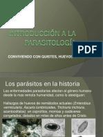 Generalidades Parasitologia II