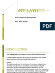 4B Plant Layout PDF