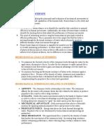 Biomechanics Overview