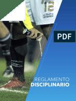 Reglamento Disciplinario 2019