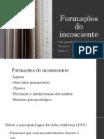 Formações Do Incosciente (1)