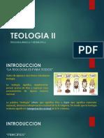 Teologia II
