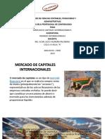 Mercado de Capiales Internacionales