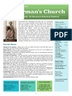 st germans newsletter - 6 oct 2019 - trinity 16