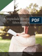 Impiedade Recorrente dos falsos ensinos