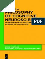 (Epistemic Studies) Lena Kästner - Philosophy of Cognitive Neuroscience-De Gruyter (2017).pdf