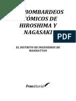 Los Bombardeos Atómicos de Hiroshima y Nagasaki