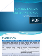 Facilitacion Cabeza, Cuello y Tronco
