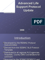 Advanced Life Support Protocol Update 2006