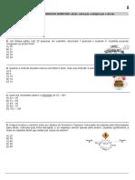 Lista de Exercícios - OBMEP nível A