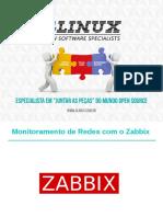 Slides Ambientação Zabbix EAD