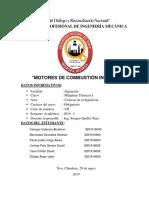 Informe Maquinas Termicas 2da Unidad