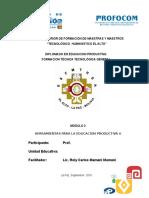 Informe Modulo 3 Bth