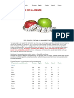 TABEL CALORII DIN ALIMENTE & calculator clorii (dieta lui Fuego).docx