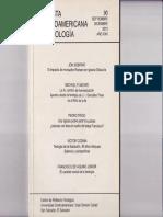 Moore, M, La fe, camino de humanización. Aportes desde la teología de J.I. González Faus en el Año de la fe,  Revista latinoamericana de teología 90 (2013) 213-245.pdf