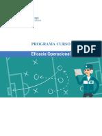 Programa Eficacia Operacional - Clase Ejecutiva