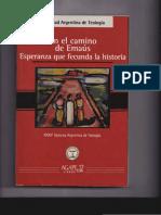 Moore, M,Hospedar, consolar, liberar... en el camino de Emaús, en SAT, En el camino de Emaús, XXXVa Semana Argentina de Teología, BsAs 2017,213-218.pdf