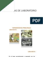 Tecnicas de Laboratorio