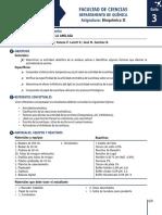 Guía 3. Actividad enzimática de la amilasa