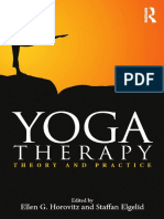 Yoga Therapy_ Theory and Practice-Routledge (2015)