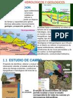 2.1.Factores Hidrologicos y Geologicos