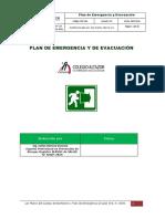 Plan de Emergencia Del Colegio Altazor 2016