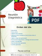 Reunión Diagnóstica