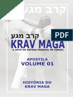 Relatório Sobre Krav Maga 01