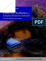 David Ellison - Ethics and Aesthetics in European Modernist Literature_ From the Sublime to the Uncanny (2001).pdf