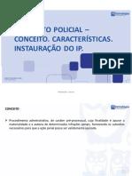 Ip Conceito Caracterirsticas e Instauracraro