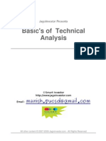 Basics of Technical Analysis From J