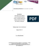 Ajustes Pertinentes Trabajo Colaborativo Etica Docente_ Etapa 2