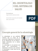 Roles Del Odontologo