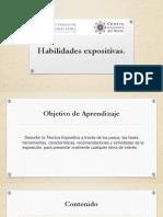Habilidades expositivas