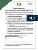 Convenio de Participacion Juegos Deportivos Nacionales 2019.