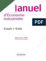 Mini Manuel d'Economie Industrielle (1)