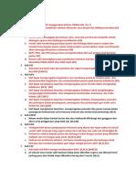 Bahan Untuk Ujian Osce Ws Ppds 2018