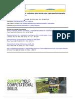 American Journal of Physics Volume 82 Issue 2 2014 [Doi 10.1119%2F1.4832195] Whitfield, Scott B.; Flesch, Kurt B. -- An Experimental Analysis of a Vibrating Guitar String Using High-speed Photography