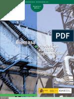 Biomasa Producción Eléctrica y Cogeneración - IDAE
