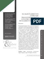 Articulo El razonamiento como eje transversal en la construcción del pensamiento lógico.pdf